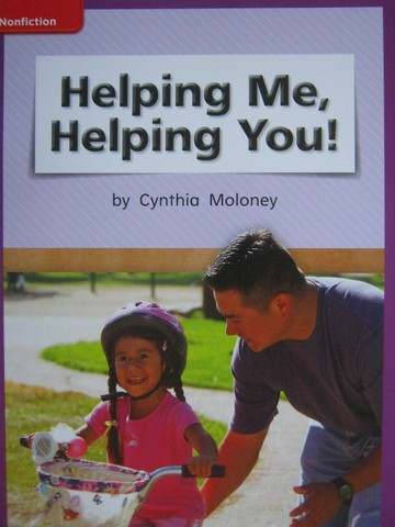 CCSS 1 Helping Me Helping You! (P) by Cynthia Molobey