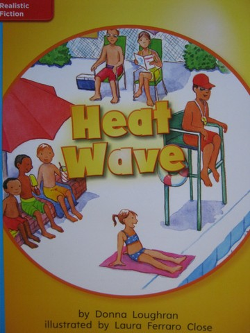 CCSS 1 Heat Wave (P) by Donna Loughran