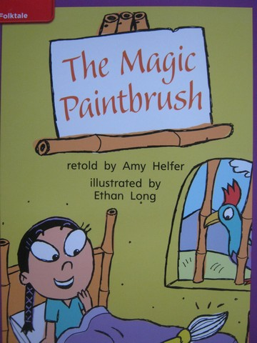 CCSS 1 The Magic Paintbrush (P) by Amy Helfer