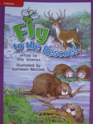 CCSS 1 Fly to the Rescue! (P) by Vita Jimenez