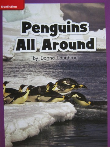 CCSS 1 Penguins All Around (P) by Donna Loughran