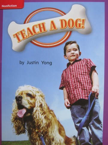 CCSS 1 Teach A Dog! (P) by Justin Yong