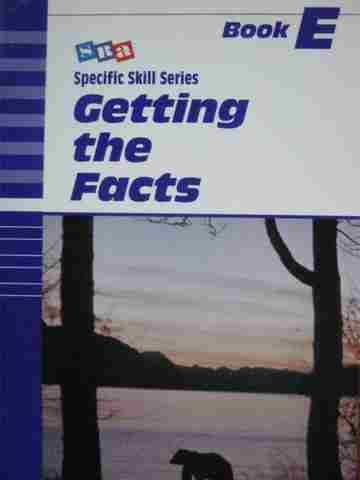 Specific Skill Series Getting the Facts E 5th Edition (P)