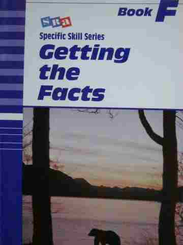 Specific Skill Series Getting the Facts F 5th Edition (P)