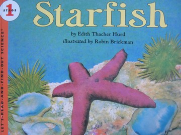 Starfish (P) by Edith Thacher Hurd