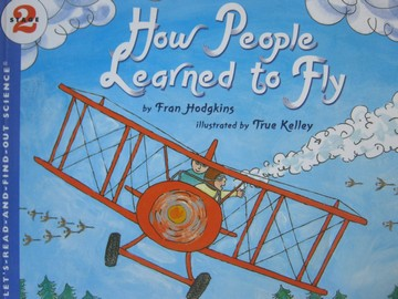 How People Learned to Fly (P) by Fran Hodgkins