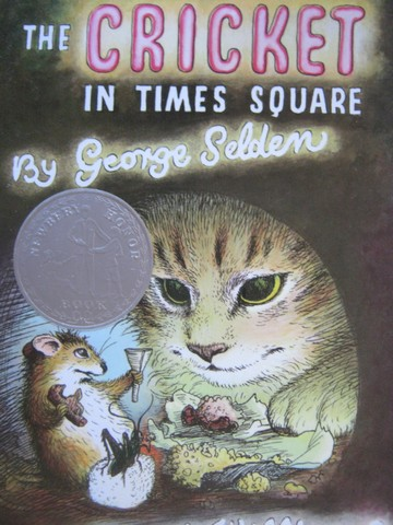 Cricket in Times Square (P) by George Selden