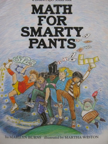 Math for Smarty Pants (P) by Marilyn Burns