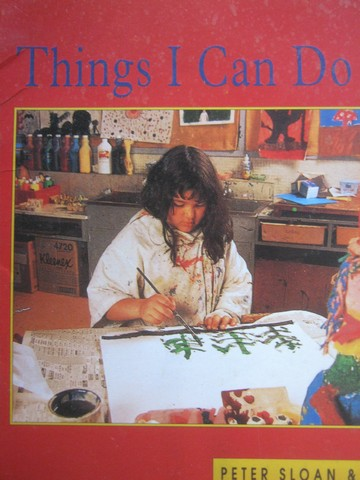 Little Readers Things I Can Do (P) by Peter Sloan & Sheryl Sloan