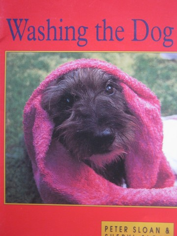 Little Readers Washing the Dog (P) by Peter Sloan & Sheryl Sloan