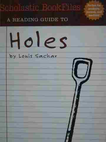 A Reading Guide to Holes (P) by Louis Sachar