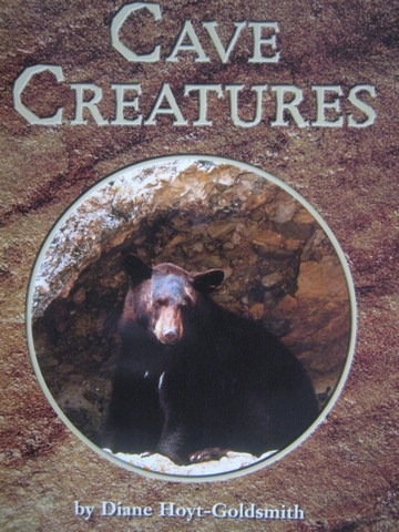 Cave Creatures (P) by Diane Hoyt-Goldsmith