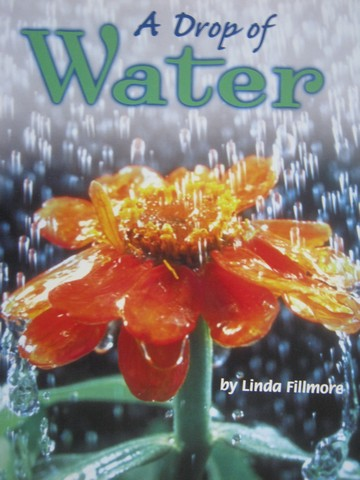 A Drop of Water (P) by Linda Fillmore