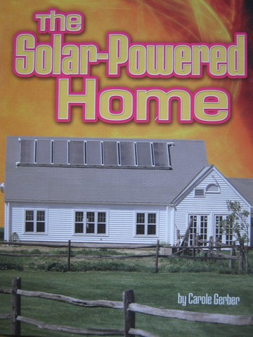 Solar-Powered Home (P) by Carole Gerber