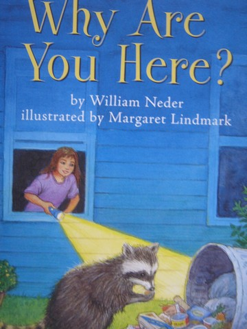 Why Are You Here? (P) by William Neder