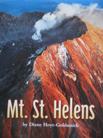 Mt. St. Helens (P) by Diane Hoyt-Goldsmith