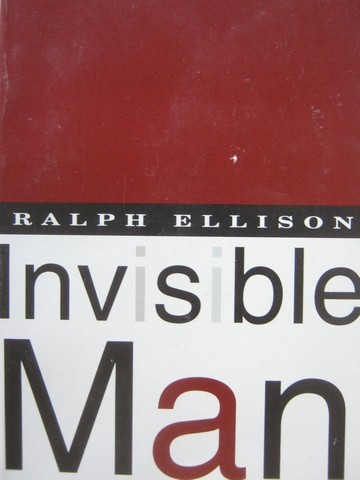 Invisible Man 2nd Vintage Edition (P) by Ralph Ellison