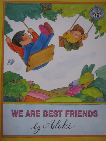 We Are Best Friends (P) by Aliki