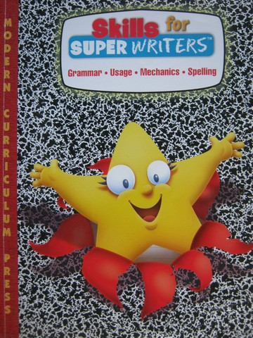 Skills for Super Writers (P) by Baron & Sicinski-Skeans