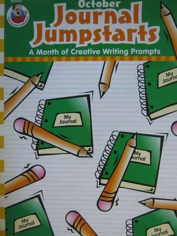 October Journal Jumpstarters (P) by Cindy Barden