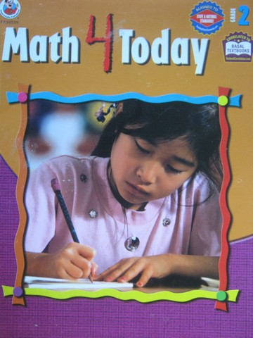 Math 4 Today Grade 2 (P) by Donna Pearson
