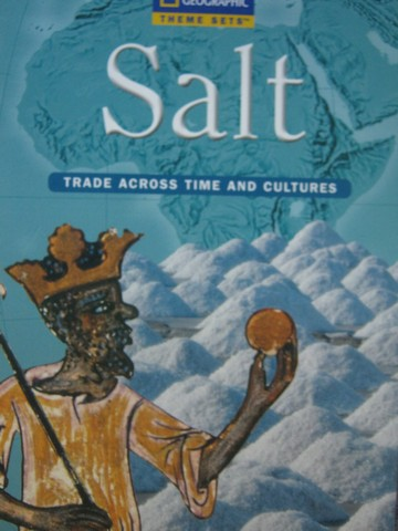 Theme Sets Trade Across Time & Cultures Salt (P) by Marlow