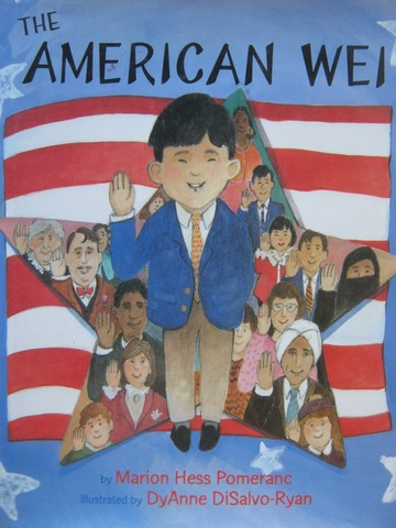 American Wei (H) by Marion Hess Pomeranc