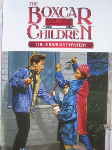 Boxcar Children The Hurricane Mystery (P) by Gertrude Warner
