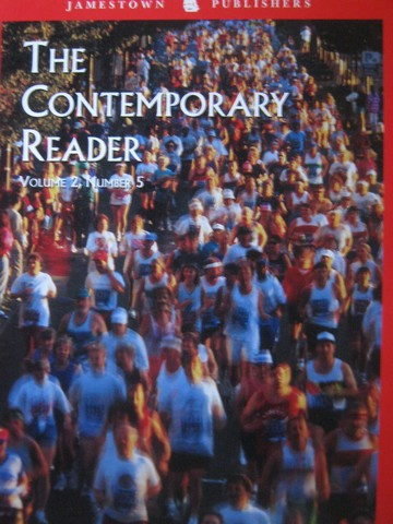 Contemporary Reader Volume 2 Number 5 (P)