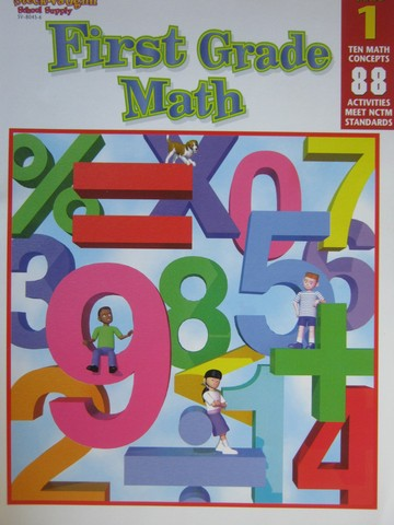 First Grade Math (P) by Margaret Fetty