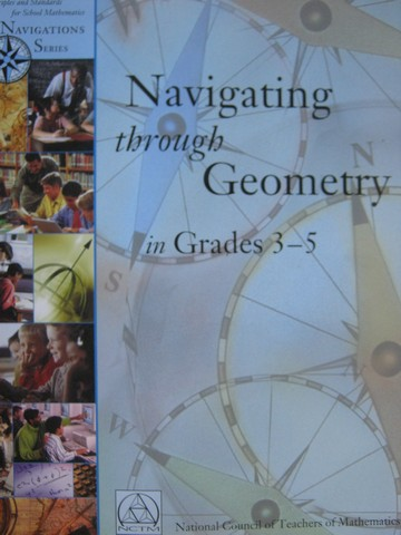 Navigating through Geometry in Grades 3-5 (P) by Gavin, Belkin,