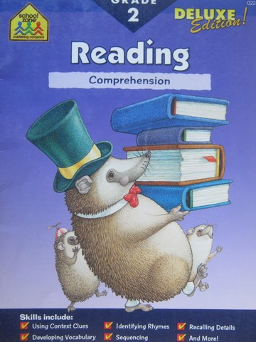 Reading Comprehension Deluxe Edition Grade 2 (P) by Strauss