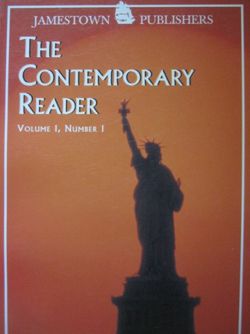 Contemporary Reader Volume 1 Number 1 (P)