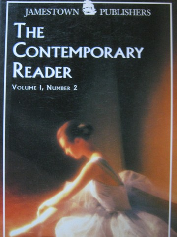 Contemporary Reader Volume 1 Number 2 (P)