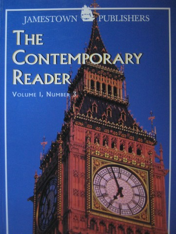 Contemporary Reader Volume 1 Number 3 (P)