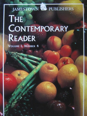 Contemporary Reader Volume 1 Number 4 (P)