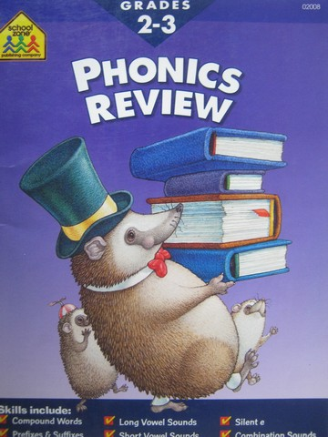 Phonics Review Grades 2-3 (P) by Arlene Henkel
