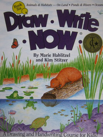 Draw Write Now Book 6 Animals & Habitats (P) by Hablitzel, - Click Image to Close