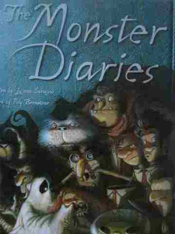 Monster Diaries (H) by Luciano Saracino