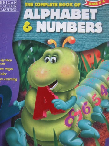 Complete Book of Alphabet & Numbers (P)