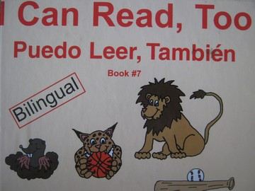 I Can Read Too Puedo Leer Tambien Book 7 (H) by Sargent