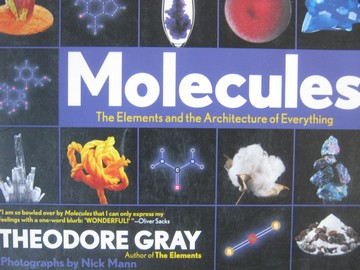 Molecules The Elements & the Architecture of Everything (P)