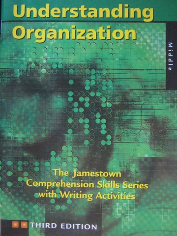 Understanding Organization 3rd Edition for Middle School (P)
