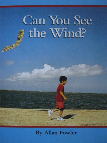 Can You See the Wind? (P) by Allan Fowler
