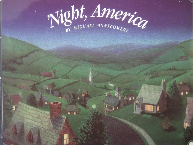 'Night, America (P) by Michael Montgomery