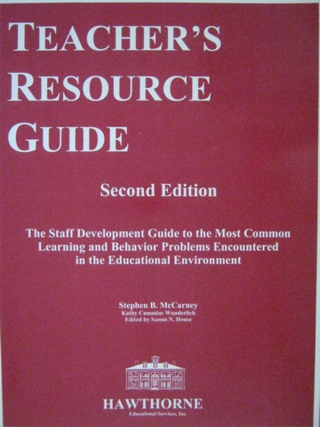 Teacher's Resource Guide 2nd Edition (P) by McCarney,