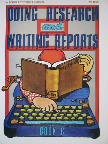 Doing Research & Writing Reports Book C (P) by Suzanne Coleman