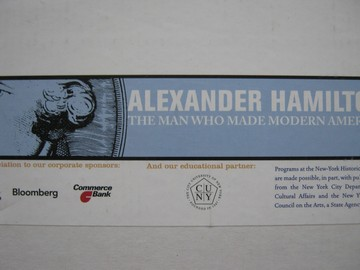 Alexander Hamilton The Man Who Made Modern America (Box)
