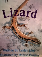 Foundations D Lizard (P) by Lesley Jane