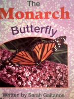 Foundations 4 The Monarch Butterfly (P) by Sarah Gaitanos